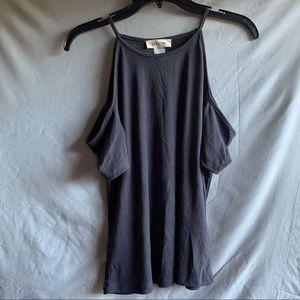 Dark Gray Shirt